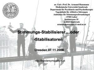 Hausmann Dresden Stimmungsstabilisierer 2009