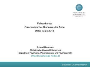 Hausmann Hyponatriamie OAK Wien 27.04.2018
