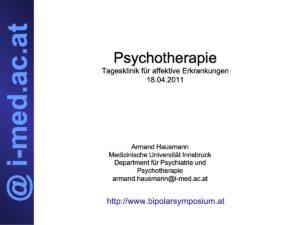 Hausmann Psychoedukation 18.04.2011 final