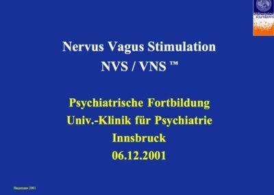Nervus Vagus Stimulation